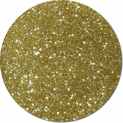 Gold Crown :Polyester Glitter Metallic (boxed)