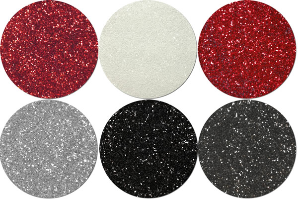 Harlequin Craft Glitter Assortment (6 colors)