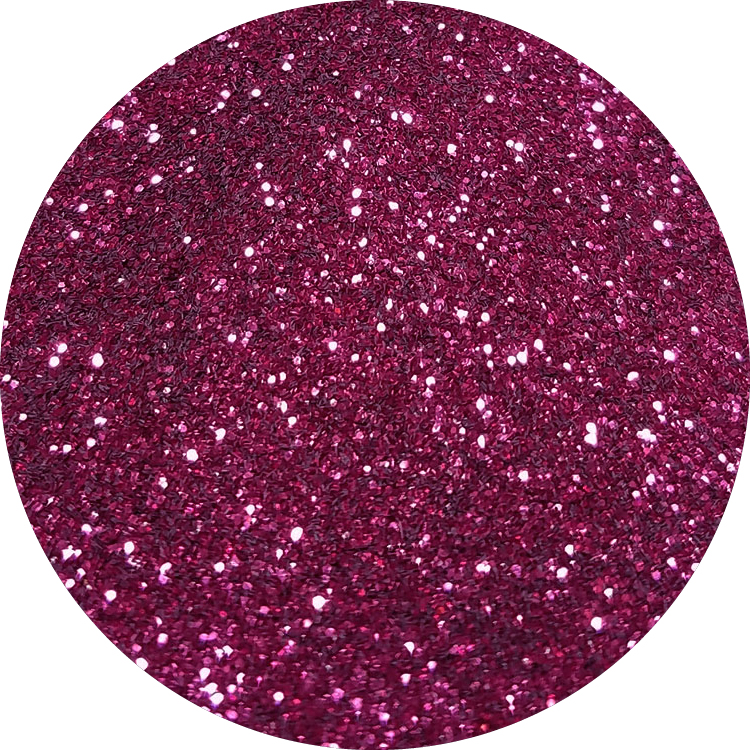 Heavenly Hybiscus :Ultra Fine Glitter Cosmetic Metallic (Mini)