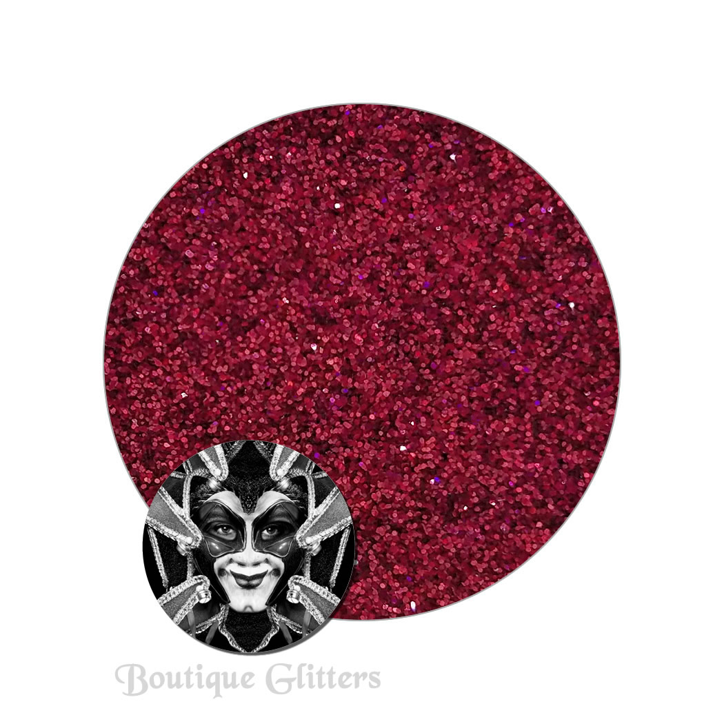 Infrared Dreams :Boutique Cosmetic Eclipse Holographic Glitter (ultra fine)