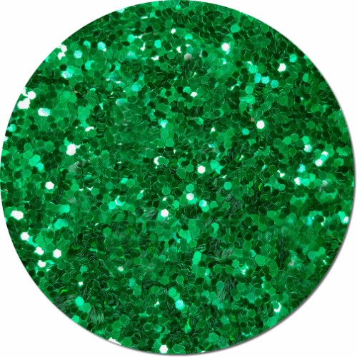 Oz's Emerald City Craft Glitter (Jumbo flake)- 4 oz. Jar