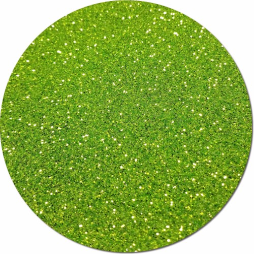 Lime Luster Craft Glitter (fine flake)- 25lb Boxed