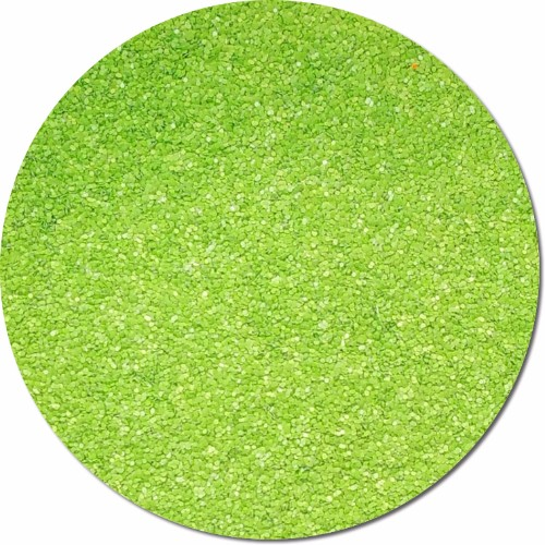 Lime Smoothie :Polyester Glitter Cosmetic Prism (boxed)