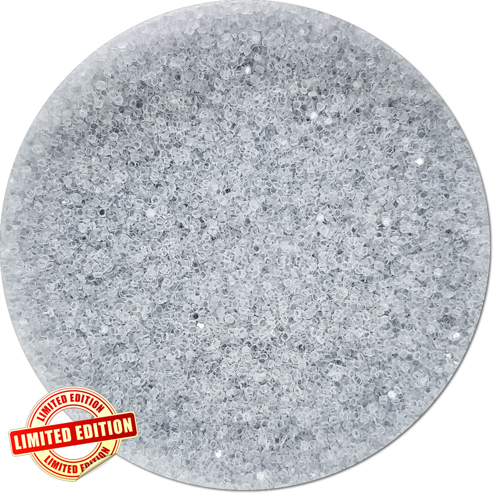 Z-Looking Glass Craft Glitter (fine flake)- 3/4 oz Jar