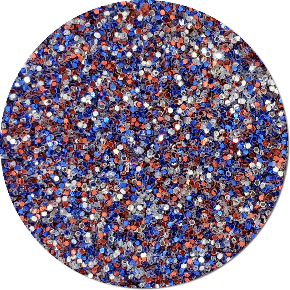 Made in the USA :Craft Glitter Mix (fine)