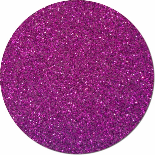 Magenta Magic Craft Glitter (fine flake)- 3/4 oz Jar