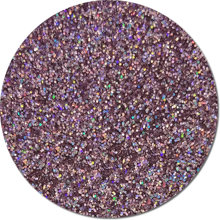 Man Trap Pink :Ultra Fine Cosmetic Holographic Glitter (Mini)