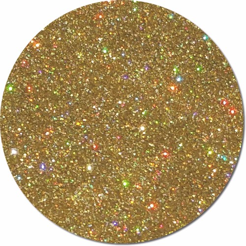Midas Touch :Polyester Glitter Holographic (boxed)