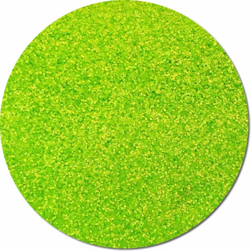 NEW Nova Lime :Ultra Fine Glitter Fluorescent (jar)