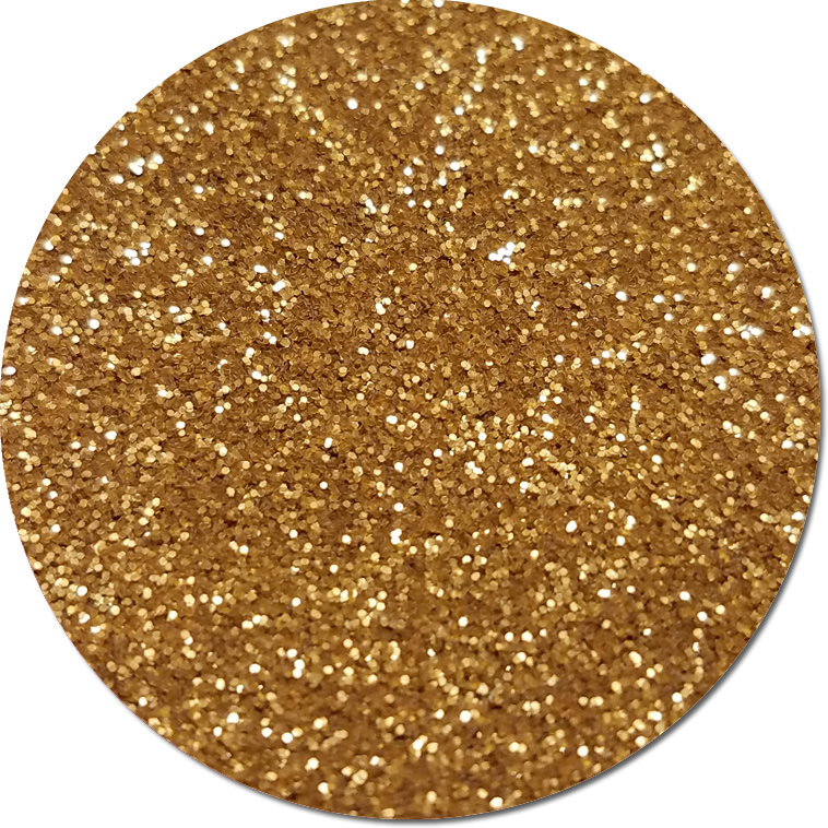 Paradise Gold :Ultra Fine Glitter Cosmetic Pearlescent (Mini)