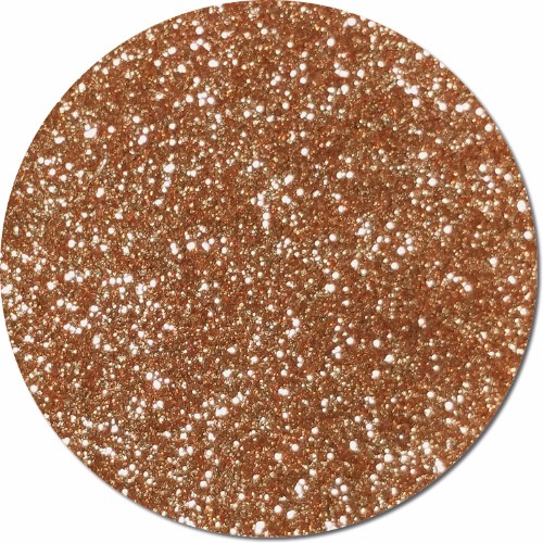 Peach Fuzz :Polyester Glitter Metallic (boxed)