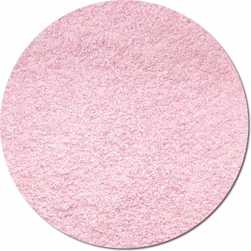 Pink Tulle :Polyester Glitter Cosmetic Prism (boxed)