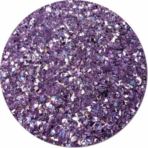 Lav Jazz 10lb Box :Glitter Fragments