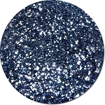 Quicksilver :Ultra Fine Glitter Metallic (Mini)
