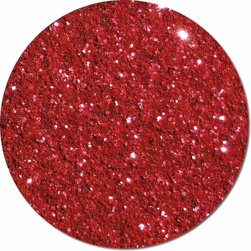 Rebellious Red :Polyester Glitter Cosmetic Holographic (boxed)