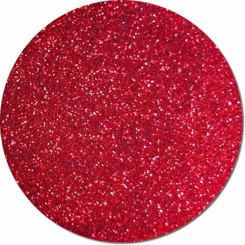 Red Hots :Polyester Glitter Metallic (boxed)