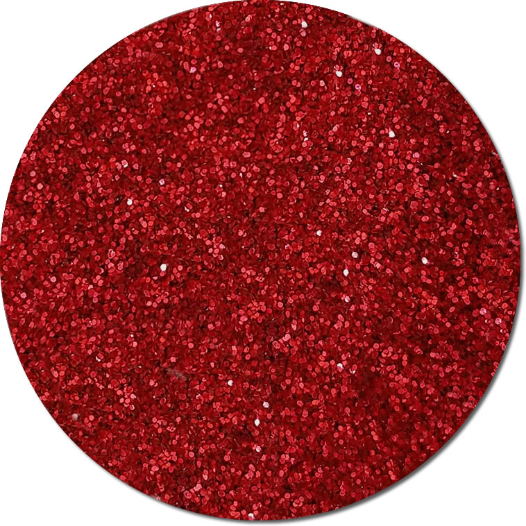 Red Riding Hood :Ultra Fine Glitter Cosmetic Metallic (jar)