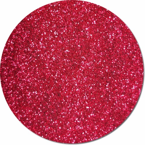 Runway Red :Ultra Fine Glitter Cosmetic Metallic (jar)