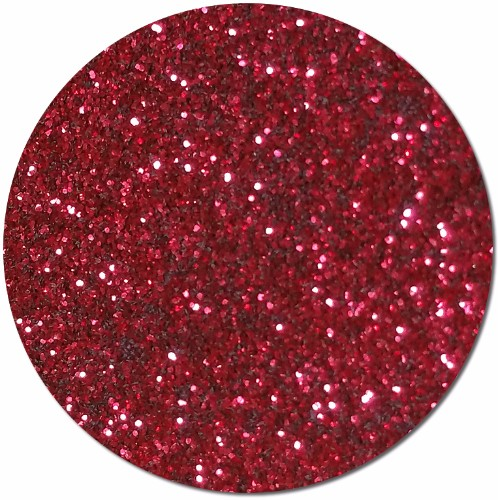 Saber Red :Polyester Glitter Cosmetic Metallic (boxed)