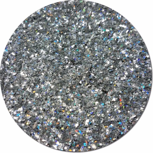 Midnight City 3/4 oz Jar :Glitter Fragments