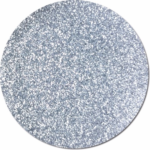 Silver Sparkle :Ultra Fine Glitter Metallic (Mini)