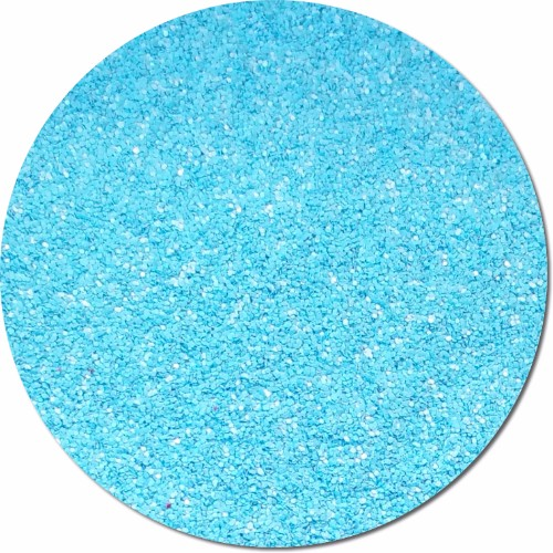 Springtime Blue :Polyester Glitter Cosmetic Prism (boxed)