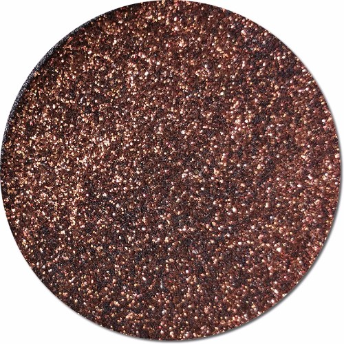 Storybrooke Brown :Polyester Glitter Metallic (boxed)