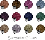 Ye' Old Storytellers 1 (12 colors): Cosmetic Metallic Glitters