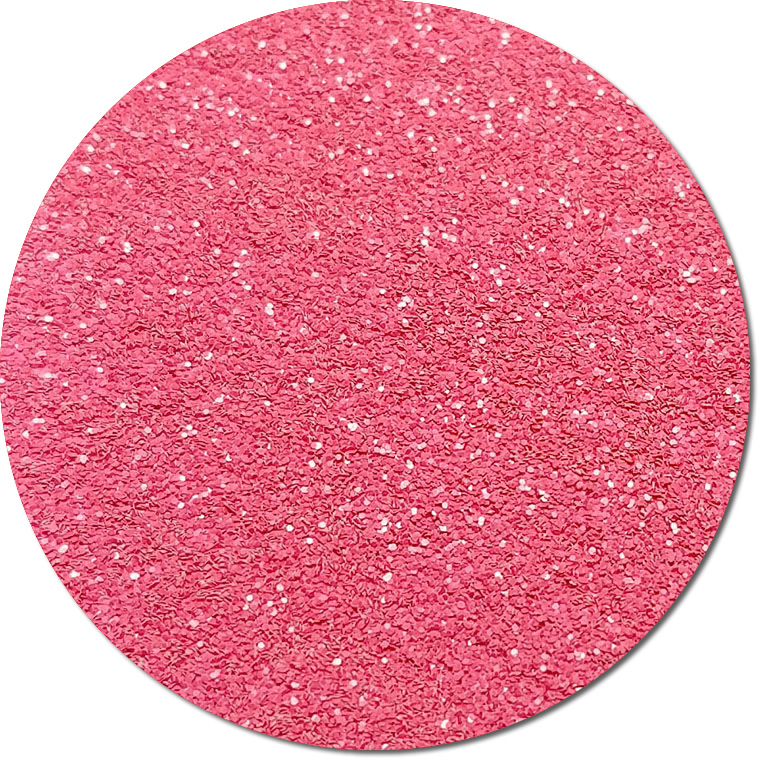Strawberry Fields :Polyester Glitter Cosmetic Prism (Mini)