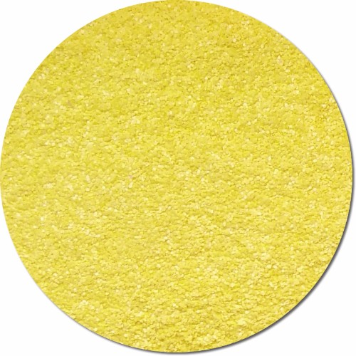 Sunshine Yellow :Ultra Fine Glitter Cosmetic Prism (Mini)