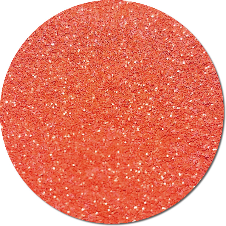 Tangy Delight :Polyester Glitter Cosmetic Prism (jar)