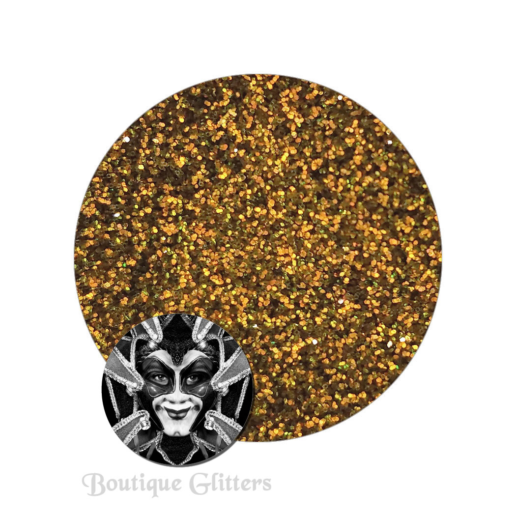 The Ancients Gold :Boutique Cosmetic Carnivale Iridescent Glitter