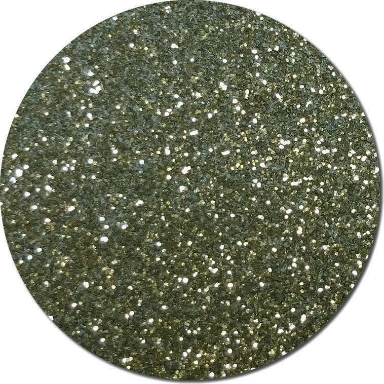 Topaz Twist :Polyester Glitter Cosmetic Mica Elements (boxed)