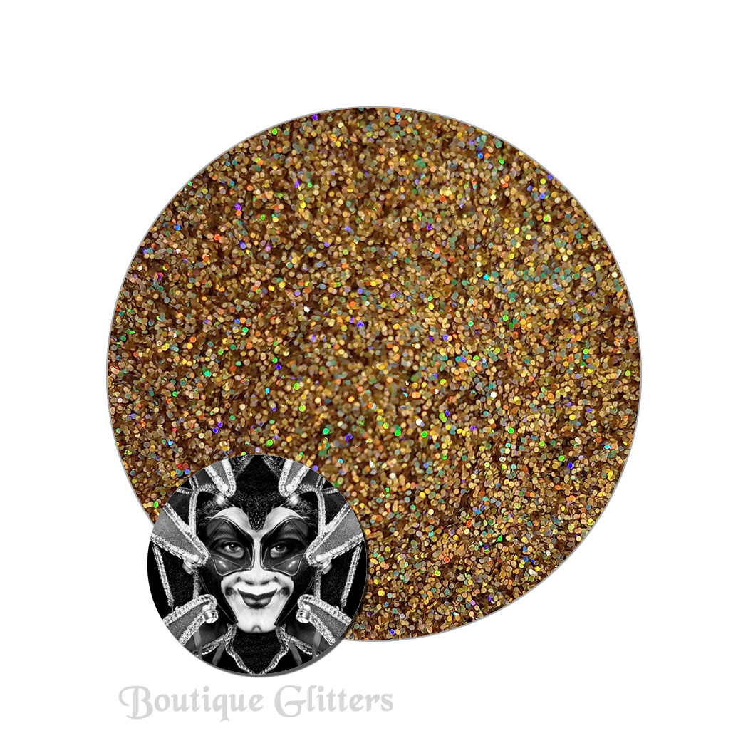 Tricksters Gaze :Boutique Cosmetic Eclipse Holographic Glitter (ultra fine)