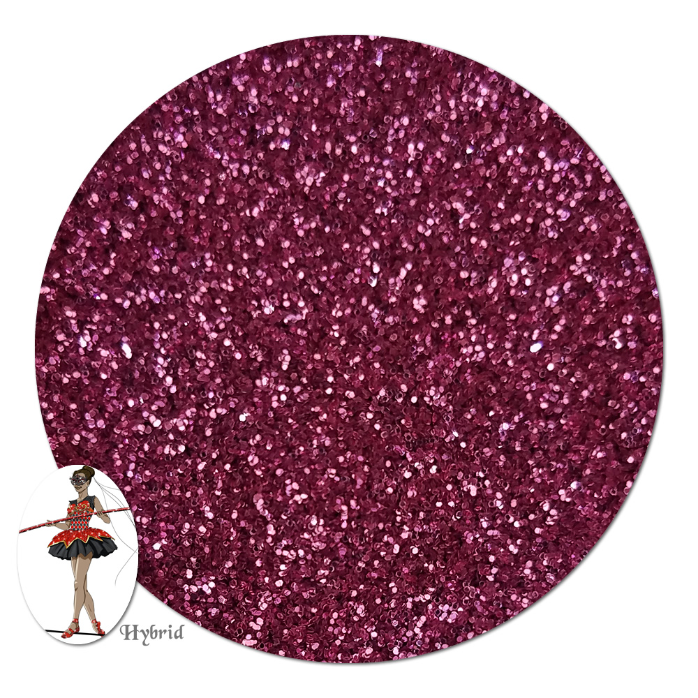 In The Pink Metallic Hybrid Glitter (ultra fine)- 3/4 oz Jar