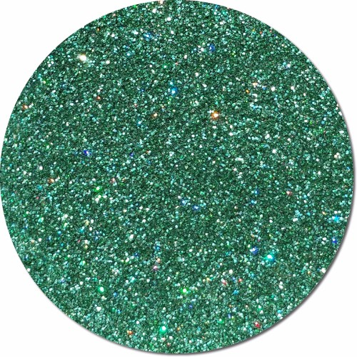 Mint Julip :Ultra Fine Glitter Cosmetic Holographic (jar)
