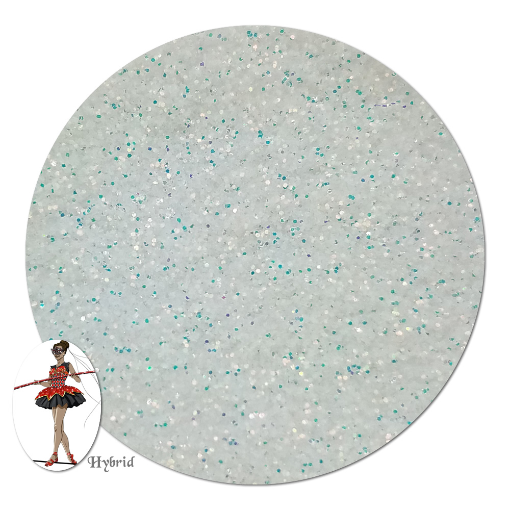 Snowfall Sparkle Iridescent Hybrid Glitter (ultra fine)- By The Pound