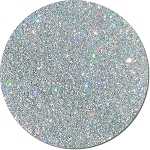 Star Struck Silver :Ultra Fine Glitter Cosmetic Holographic (Mini)