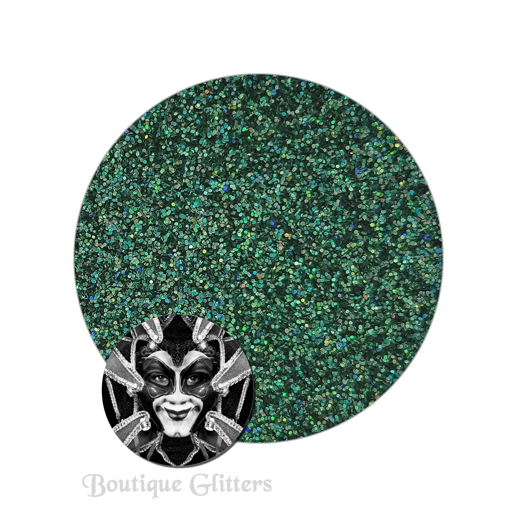 Wicked Embrace :Boutique Cosmetic Eclipse Holographic Glitter (ultra fine)