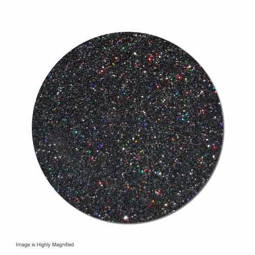 Back In Black :Ultra Fine Glitter Cosmetic Holographic (Mini)