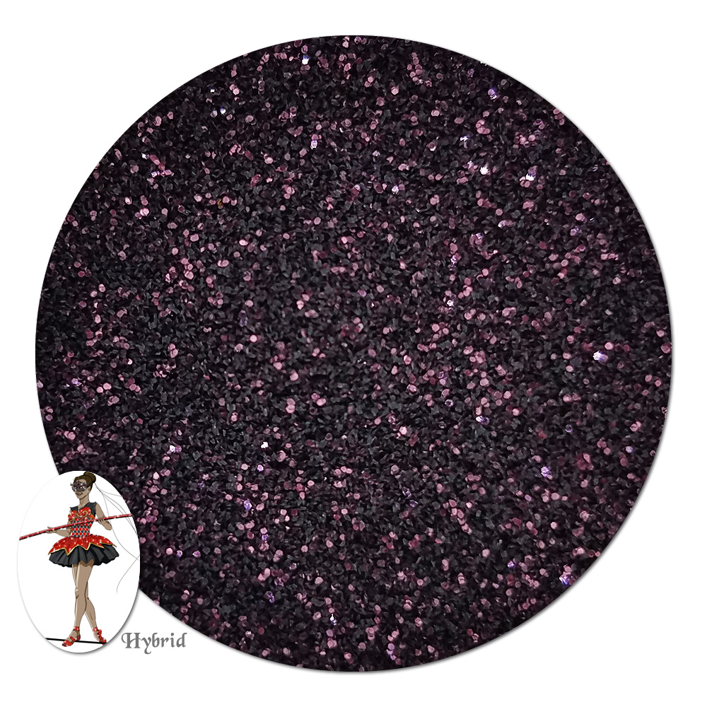 Crimson Moon Metallic Hybrid Glitter (ultra fine)- By The Pound