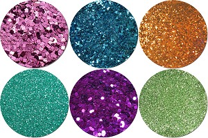 Transitions Craft Glitter Assortment