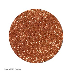 Beach Bronze :Ultra Fine Glitter Cosmetic Pearlescent (Mini)