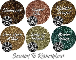Season To Remember (6 colors for skin): COSMETIC Boutique Assortment