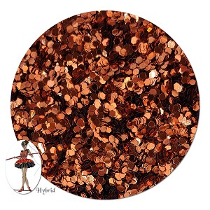 Copperflame Metallic Hybrid Glitter