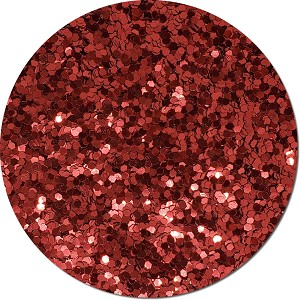 Crimson Crush Craft Glitter