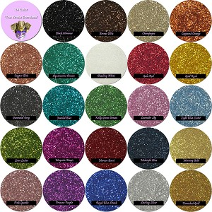 The Whole Enchilada! Glitter Assortment (24 colors)