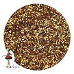 Gold Star Metallic Hybrid Glitter