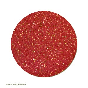 Ultra Fine Glitter Cosmetic Iridescent : Fireside Flame
