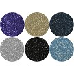 Fly Me To The Moon Craft Glitter Assortment